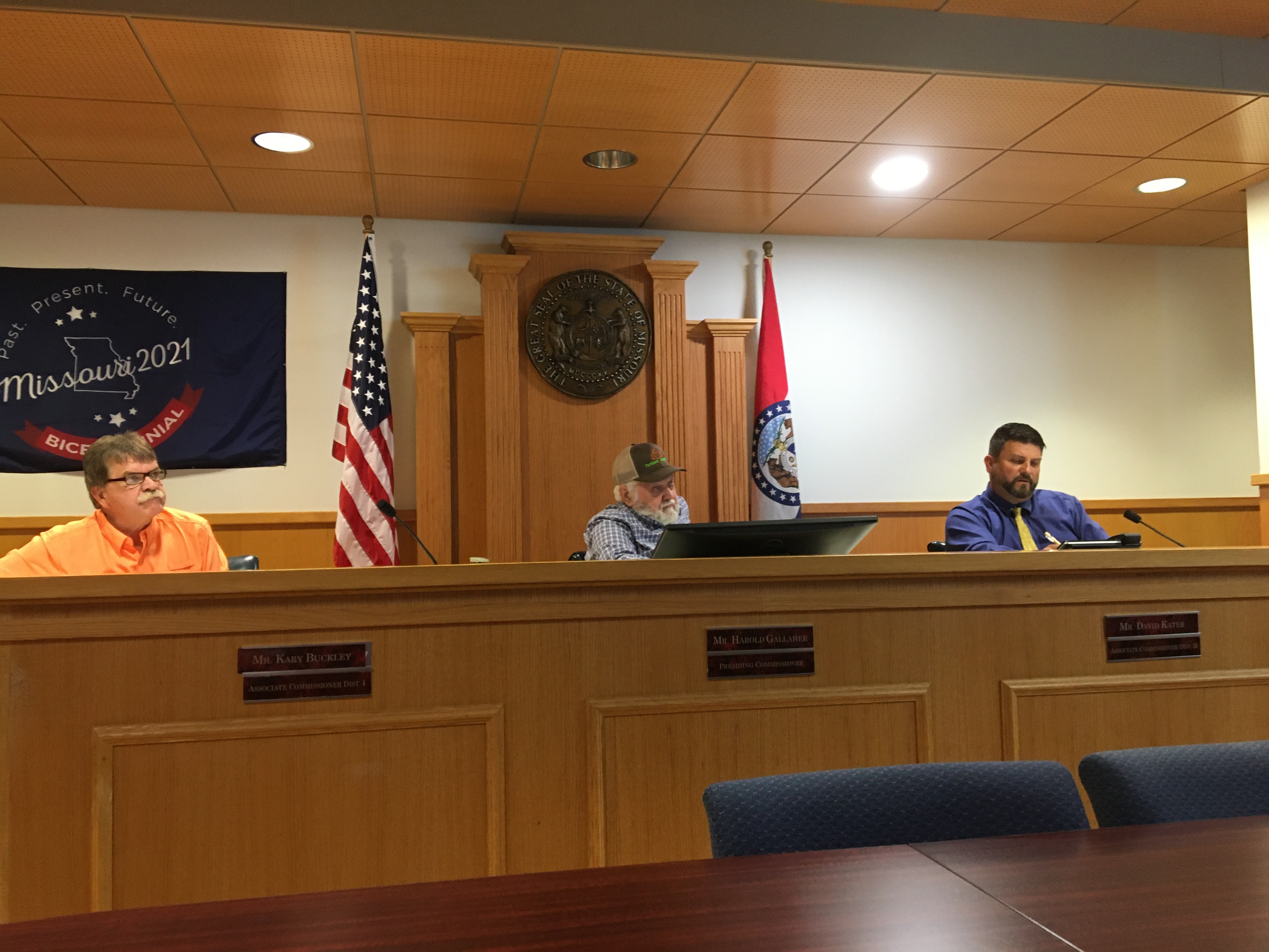 County Approves Certain Disaster Insurance